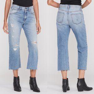 Hudson Jeans Sloane Extreme Baggy Crop Jean